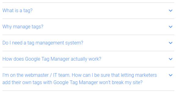 google tag manager expert, sacramento